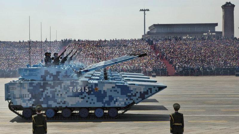 De ce unele armate folosesc uniforme de camuflaj pixelat