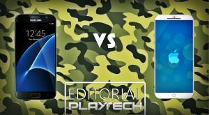 """Anul în care piața telefoanelor """"trofeu"""" se împarte doar între Samsung și Apple"""