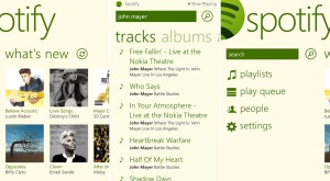 Spotify renunță definitiv la Windows Phone