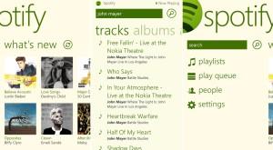 Spotify renunță definitiv la Windows Phone