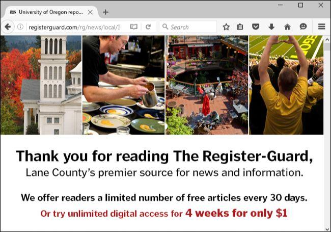 Browser Incognito Articole limitate