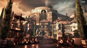 Prima expoziție 3D din România: te poți plimba prin Roma antică și Sarmizegetusa