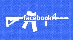 În Orientul Mijlociu, Facebook-ul e un magazin virtual de arme