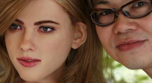 Pasiune dusă la extrem: omul care a creat un robot identic cu o actriță cunoscută