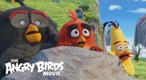Filmul Angry Birds se lansează cu o funcție interactivă revoluționară