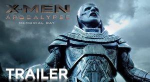 Cel mai nou trailer pentru X-Men Apocalypse pune accentul pe Wolverine