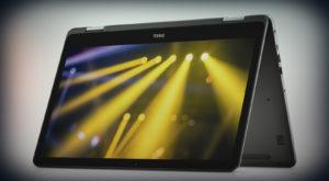 Dell lansează primul laptop 2-în-1 cu ecran de 17 inci