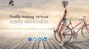 Această cerneală pentru tatuaje e făcută pentru a dispărea într-un an