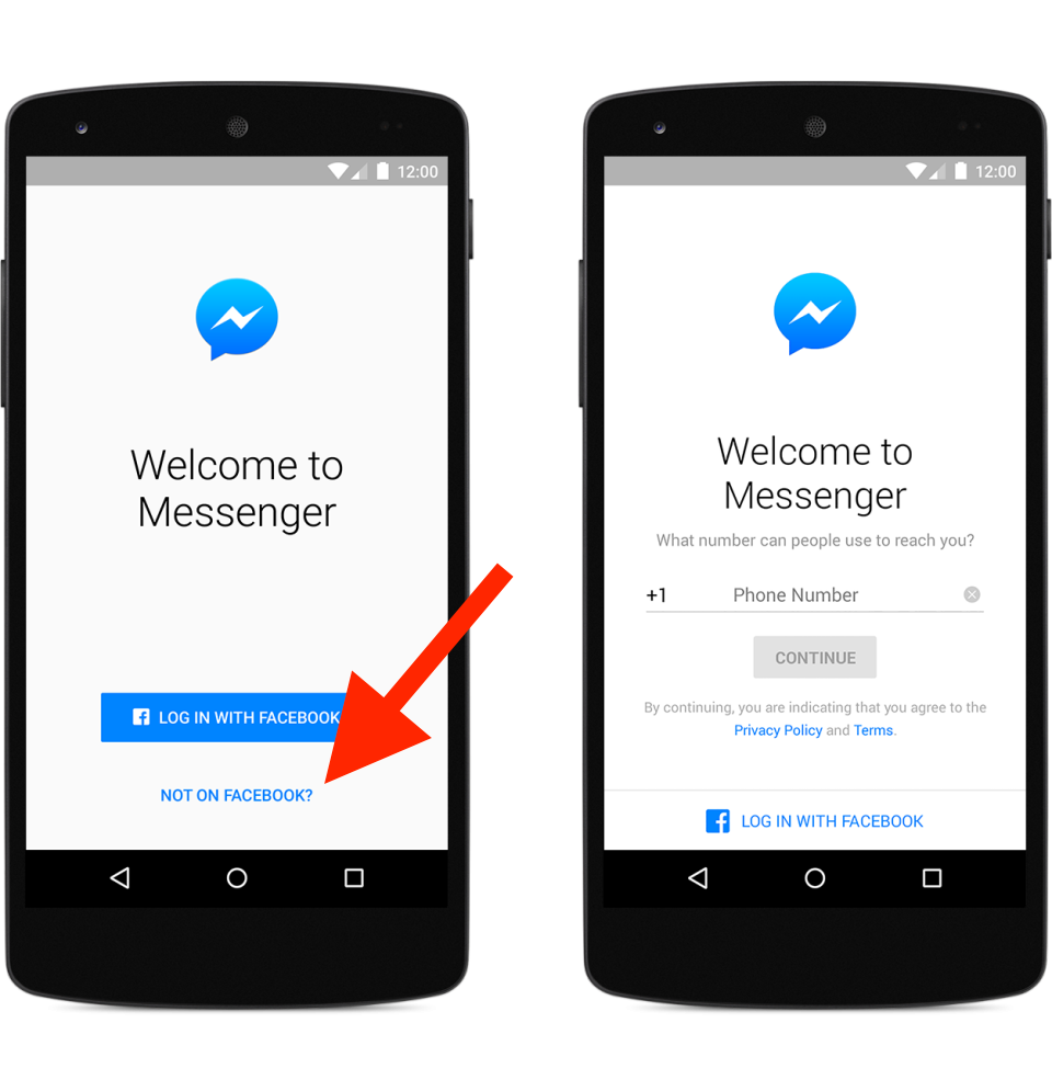 Facebook-Messenger-fara-cont-de-Facebook