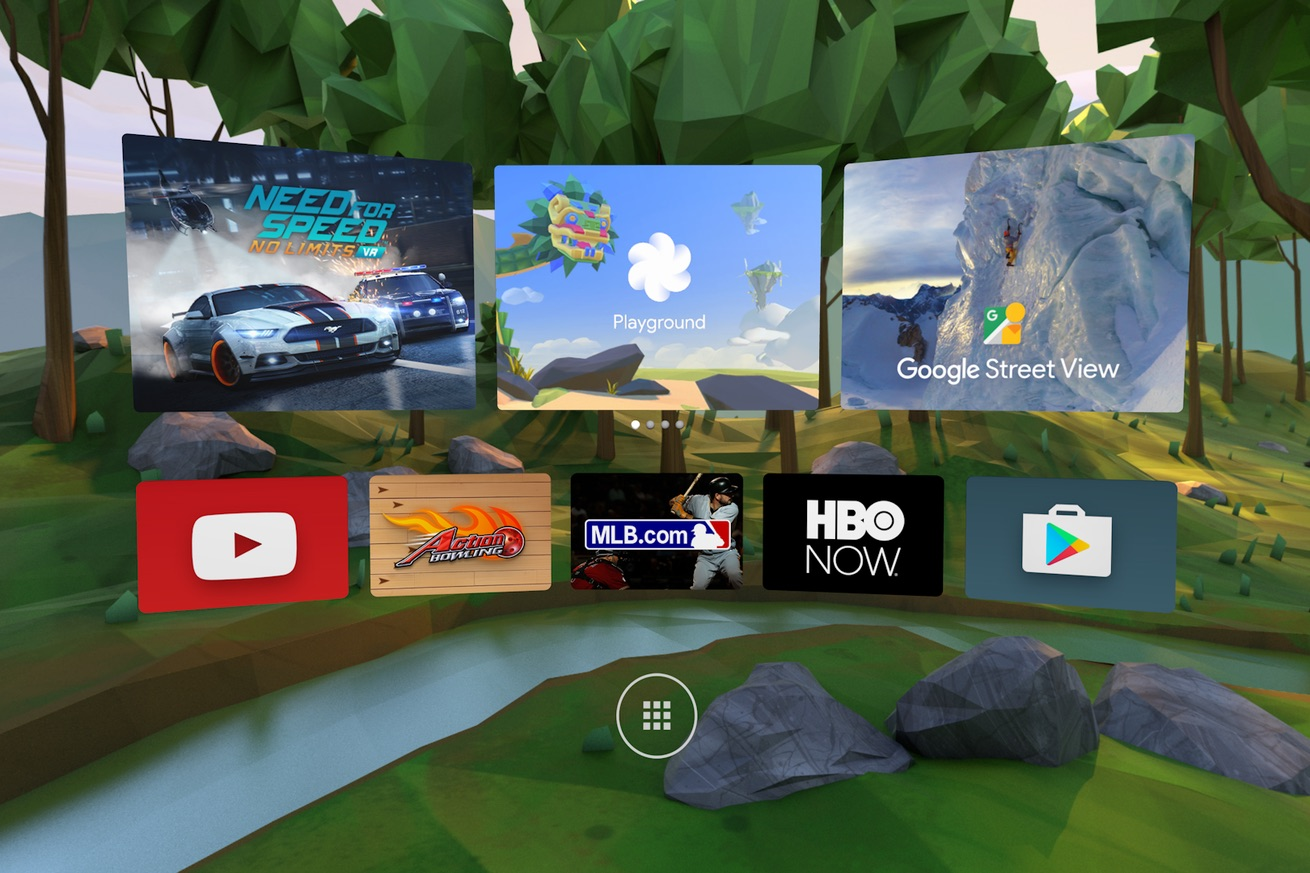 Google DayDream Android VR 360