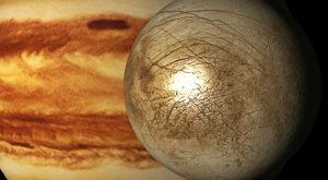 NASA caută viață pe Europa, satelitul lui Jupiter