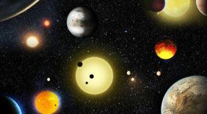 NASA a descoperit un sistem în care planetele sunt încă în formare