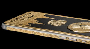 Galaxy S7 în varianta Putin Gold costă o avere