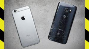 Care-i mai tare? iPhone 6S și Galaxy S7 date de pământ