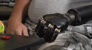 Americanii au creat cel mai performant braț robotic din lume