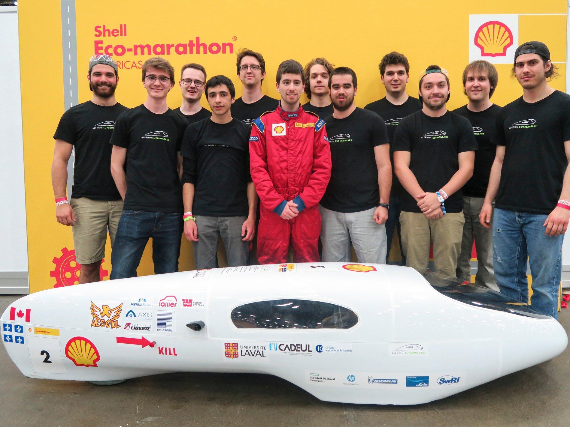 maraton shell eco
