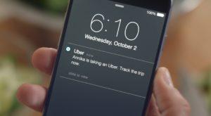 Uber te ajută să urmărești traseul celor dragi de la distanță