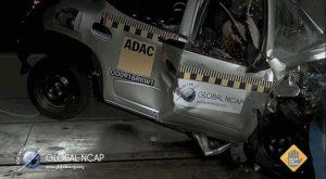 Cinci mașini cu zero stele NCAP, făcute praf pentru a vă arăta cât de periculoase sunt