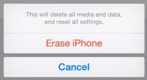 Cum ștergi tot de pe iPhone pentru a-l vinde