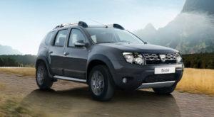 Așa ar putea arăta următoarea Dacia Duster