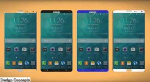 Noi detalii despre Galaxy Note 7: ecran curbat și dimensiuni generoase