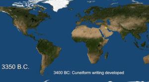 Când au luat naștere cele mai mari orașe din lume
