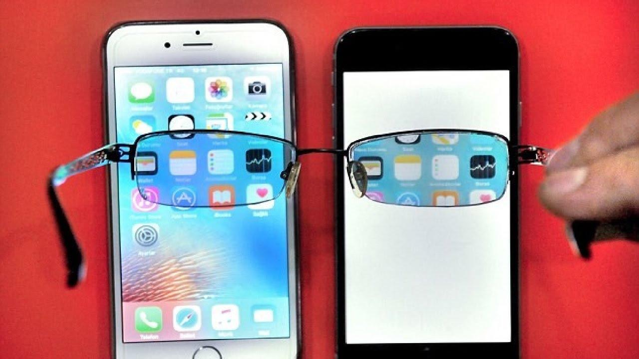 Inventie telefonul fantoma intimitate ochelari