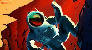 """Posterele de """"propagandă"""" ale NASA te vor face să vrei să te muți pe Marte"""
