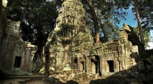 O rețea de orașe a fost descoperită în jungla cambodgiană, grație tehnologiei laser