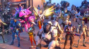 Overwatch întrece League of Legends în popularitate