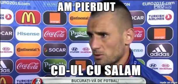 Reactii meci Romania - Albania