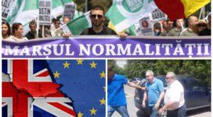 Revista presei: Britanicii vor un nou referendum; marșul normalității; consilierul lui Andrei Chiliman recunoaște şpaga la DNA