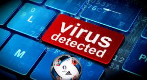 Euro 2016: Cum să te ferești de hackeri dacă ești interesat de Campionatul European
