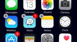 iOS 10 vine cu mai mult spațiu liber: puteți șterge aplicațiile standard