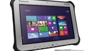 Toughpad FZ-G1: Cea mai rezistentă tabletă cu Windows devine și mai bună