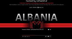 Euro 2016: Hackerii albanezi au spart site-ul FRF