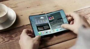 Samsung s-ar putea să aibă un telefon cu ecran flexibil aproape gata
