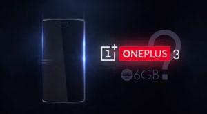 6GB de RAM degeaba: OnePlus promite să rezolve problemele de la OnePlus 3
