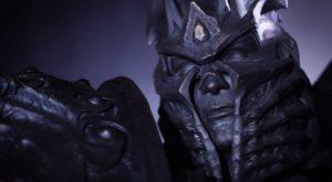 Blizzard a construit o statuie masivă a celui mai cunoscut personaj din Warcraft