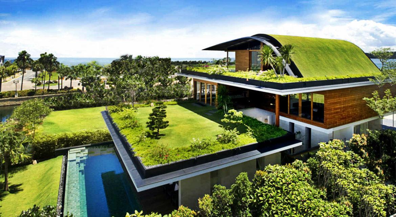 Programul casa verde dac i dore ti o cas ecologic for Design eco casa verde