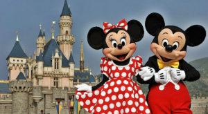 Disney vrea să fotografieze picioarele tuturor vizitatorilor din parcurile sale de distracție