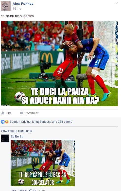 Glume - Euro 2016 - 1