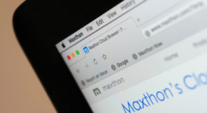 Mulțumită Maxthon, chinezii știu mai multe despre tine decât părinții tăi