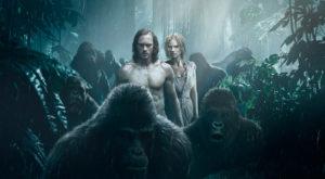 """Playfilm:""""Legenda lui Tarzan"""", un film de popcorn energic și atât"""