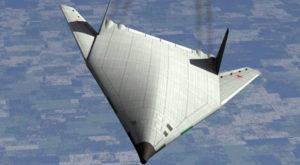Rusia ar putea construi un bombardier spațial