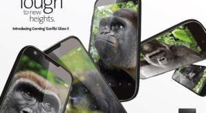 Gorilla Glass 5 duce anduranța telefoanelor pe noi tărâmuri