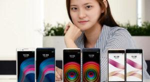 Noile LG X5, X Power și X Style sunt dedicate tuturor