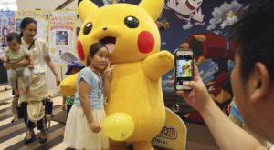 Pokemon Go face prima victimă în Japonia