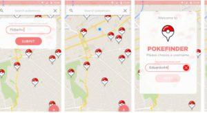 PokeFinder te ajută să fii mai eficient în Pokemon Go