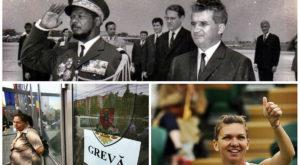 Revista presei: Uzina de diamante a lui Ceaușescu; greva sindicaliștilor din primării; Simona Halep vs. Angelique Kerber